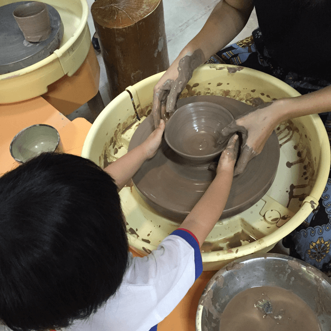 Pottery Learning Journey