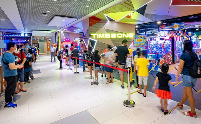 Timezone Westgate Opening Hours