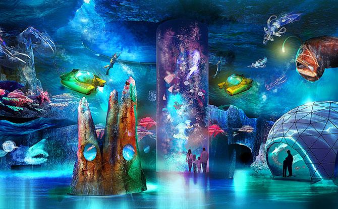 Resorts World Sentosa Expansion Plans