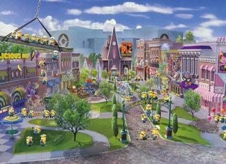 Minion Park And Super Nintendo World Are Coming To Universal Studio Singapore