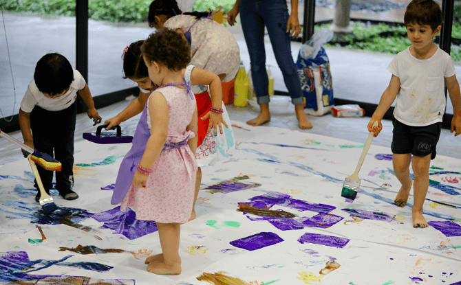 Rainbow Room, The Playground, Design District Dialogue