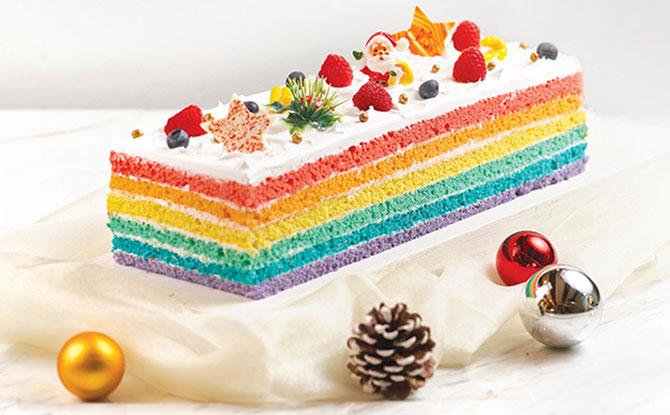 Rainbow Wonderland by Prima Deli