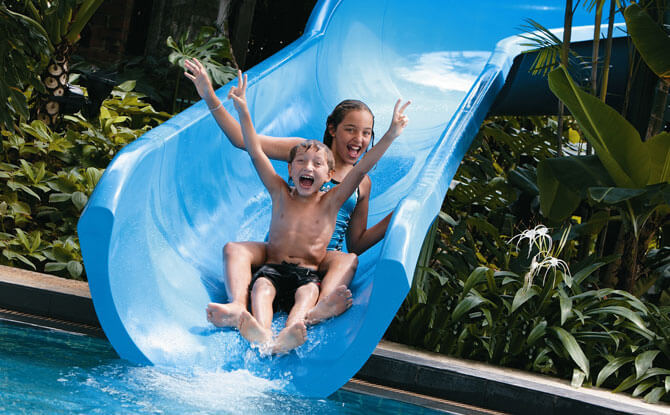 Family Fun Package at Shangri-La Rasa Sentosa Resort & Spa Singapore - Kid-Friendly Hotel in Singapore