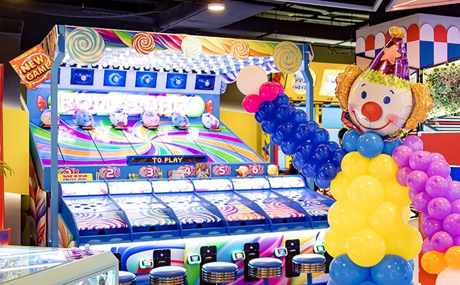 Carnival Zone - Roll-a-Ball
