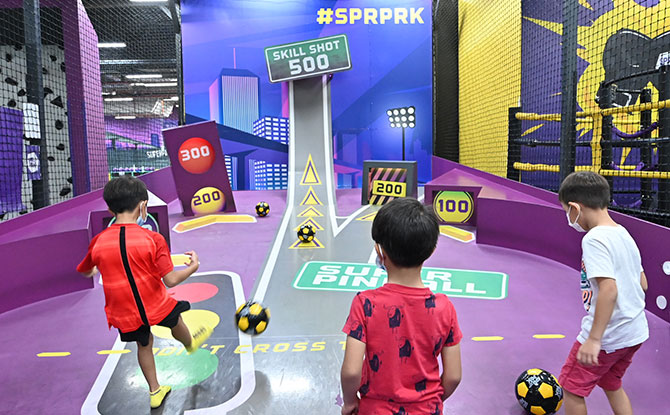 SuperPark Singapore Is Reopening 9 April 2021: Here's 10 Things To Know About The Indoor Family Entertainment Centre