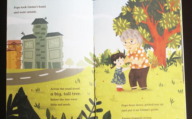 The Saga Tree Book