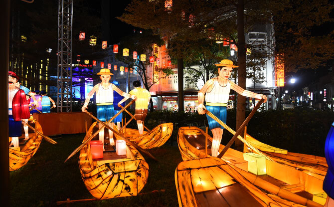 Chinatown Mid-Autumn Festival 2018: Heritage and Tradition Light Up The Night