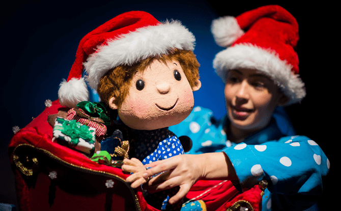 Santa's Little Helper, Children's Theatre Show in December 2017