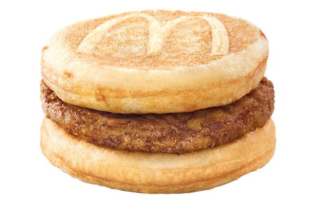 McDonald's McGriddles 2020