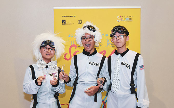 """Singapore Science Festival 2019: Shows, Workshops And Activities That Demonstrate """"This Is Science"""""""