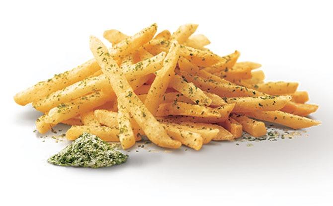 Seaweed Shaker Fries