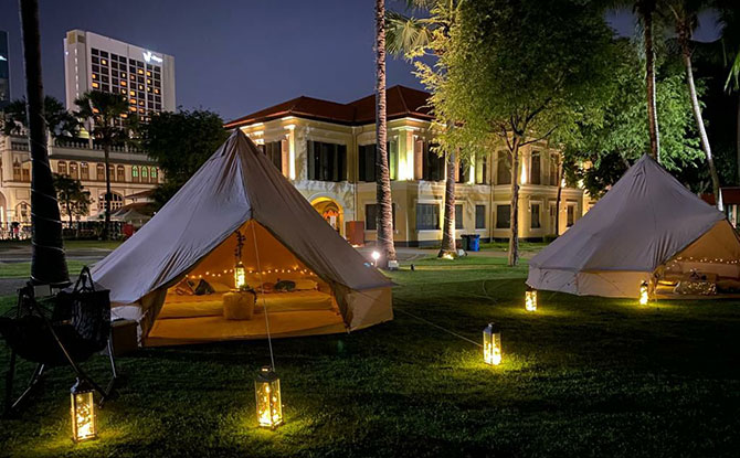 Go Glamping At Malay Heritage Centre In Dec: Kampong G(e)lamping At MHC