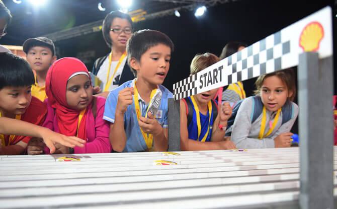 Shell Make The Future Singapore 2018