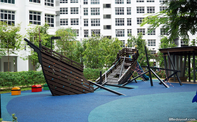 Nautical Playgrounds in the Heartlands