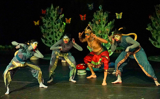 Sita's Magical Forest - Things to do this weekend 5 & 6 September 2020