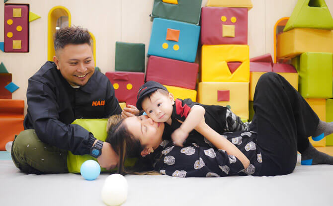 Wild Wild Wet Family Fun: Insider Tips from Siti Shahida