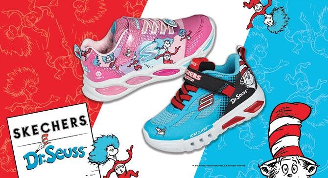 Skechers' light-up shoes