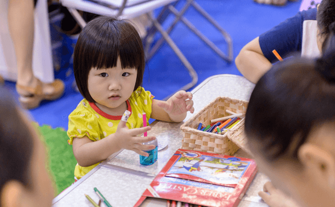 Learning at SmartKids Asia 2018