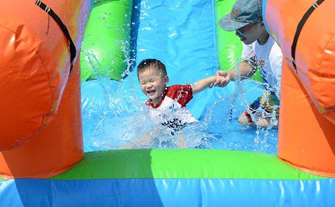 Highlights at the Singapore Regatta Waterfest