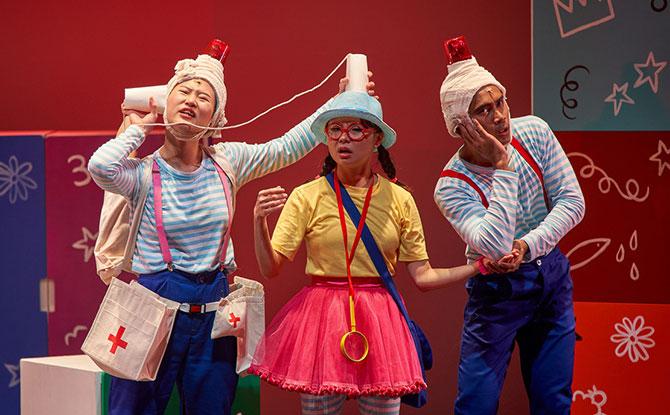 SRT's The Little Company's Nursery Crimes: Journey Through The Imaginative World of Miny Moe