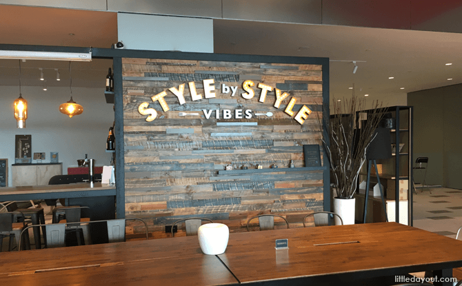 Style by Style Vibes, Mediapolis