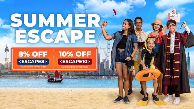 Klook Summer Sale