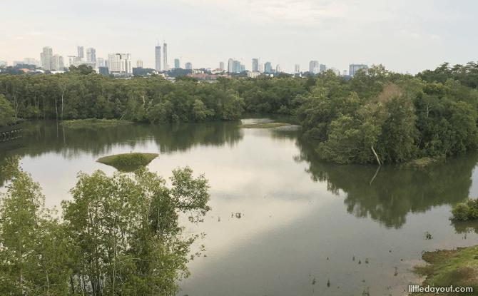 Buloh Tidal Ponds, Sungei Buloh, Singapore