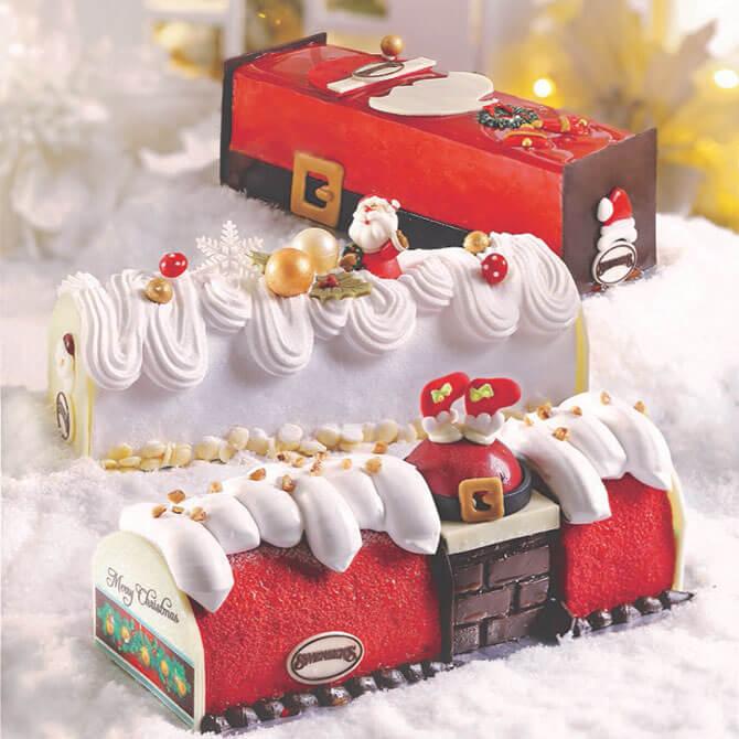 Swensen's Log Cakes 2019