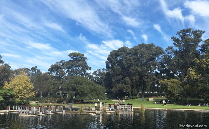Synergy Parkland, Kings Park, Perth