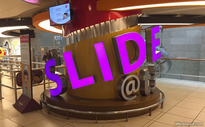 Slides at T3 Reopening 4 September 2020