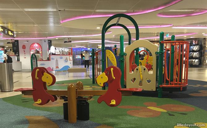 Changi Airport Children's Playground at T3