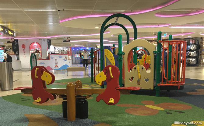 Changi Airport T3 Children's Playground
