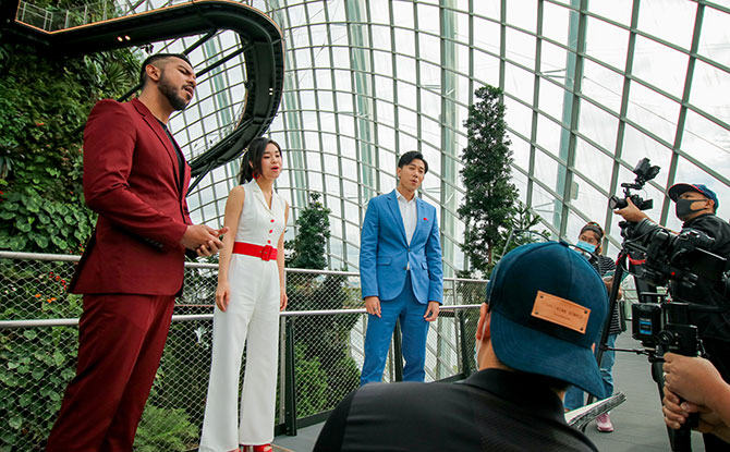 Gardens By The Bay And Mediacorp Celebrate Singapore's 55th Birthday With The National Day Concert 2020