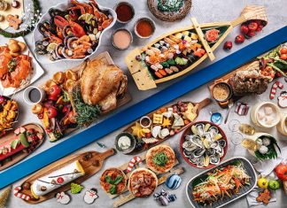 Festive Christmas Feasting In Singapore 2019: Where To Dine With Fun & Cheer During The Yuletide Season