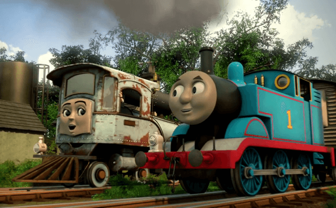 Thomas & Friends: Journey Beyond Sodor Review