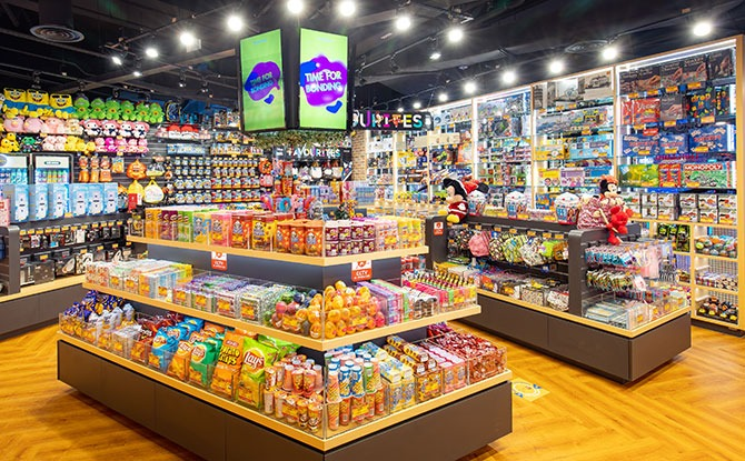 Largest Timezone Prize Shop in Singapore