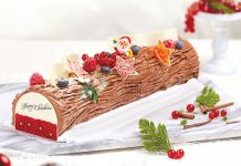 Log Cakes in Singapore 2018: Where To Buy Delicious, Sweet Yule Logs For Your Christmas Party - Truffle Yule Log Cake