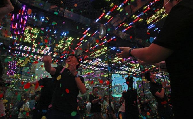 Glitterpalooza at DreamWorks TrollsTopia, Universal Studios Singapore