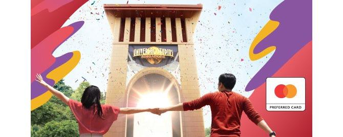 Mastercard Universal Studios Singapore National Day 2020 Promotion