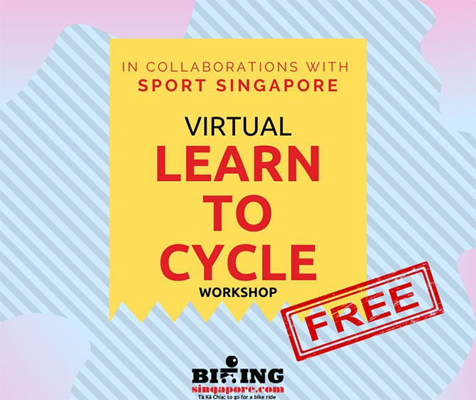 Virtual Learn-To-Cycle Workshops