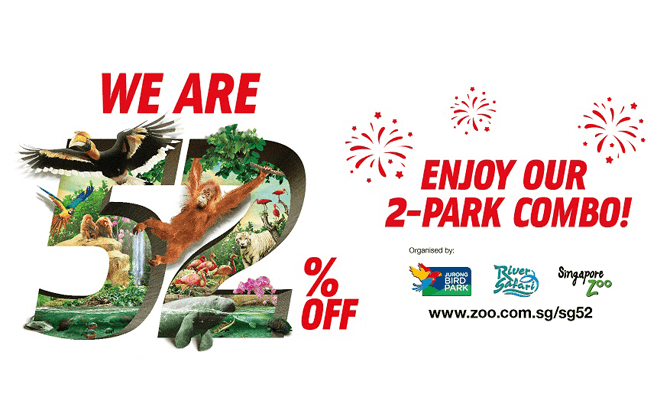 Wildlife Reserves Park's National Day 2017 Promo