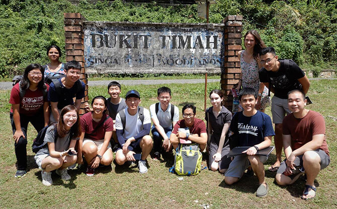 e-WWII-Legacy-Trail-(Bukit-Timah).-Image-credit-to-National-Heritage-Board