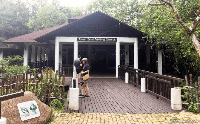 Sungei Buloh Wetland Centre