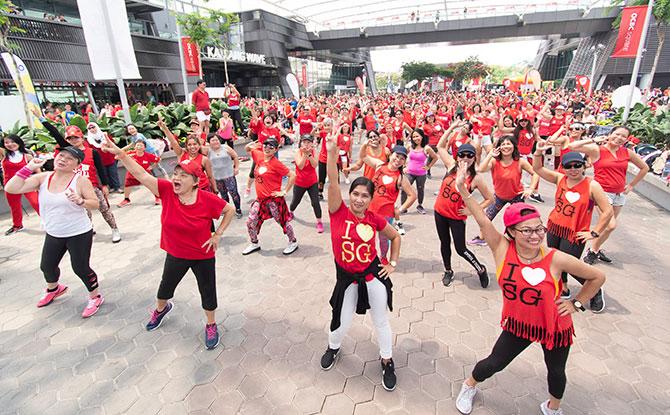 Sports Hub National Day Fiesta 2019