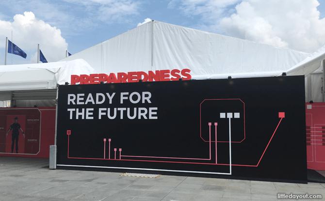 Preparedness Tent