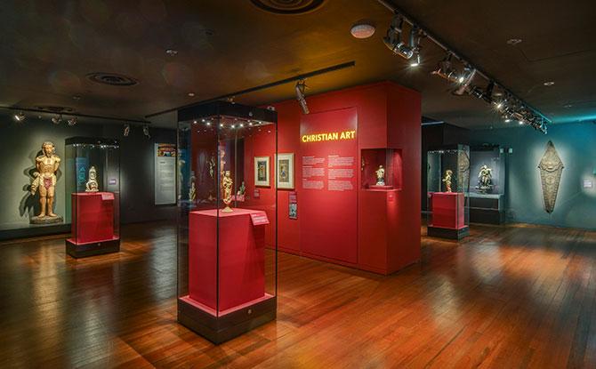 New Galleries At Asian Civilisations Museum: Christian Art, Islamic Art & Ancestors and Rituals