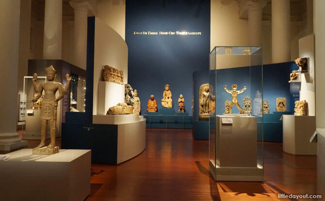 Ancient Religions at Asian Civilisations Museum