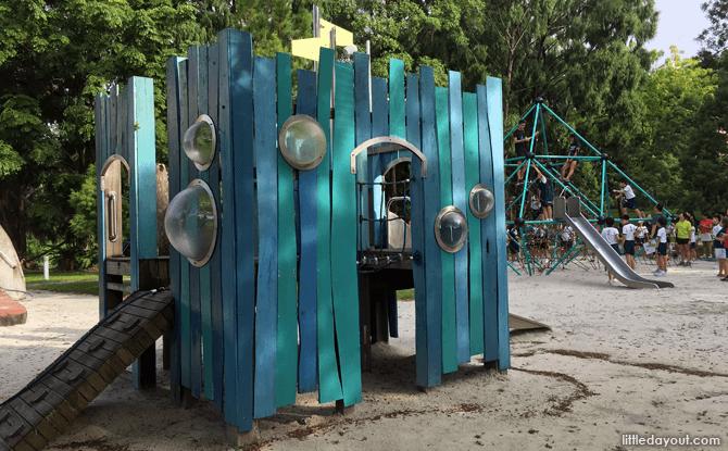 Bishan-Ang Mo Kio Park Adventure Playground