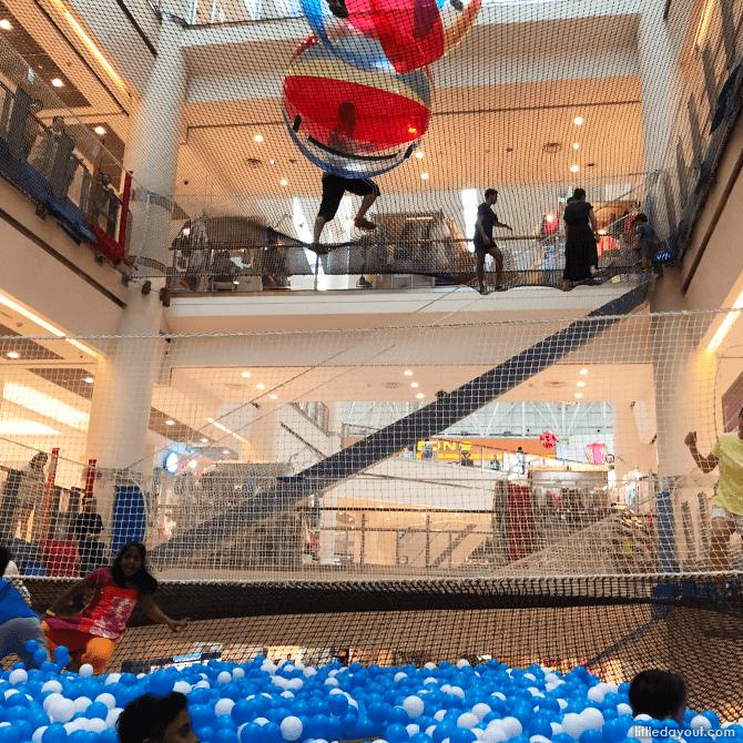 Airzone, City Square Mall