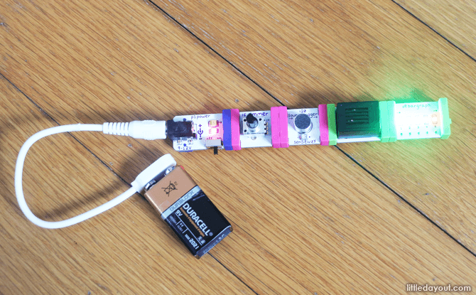 littleBits: Electronics for Kids
